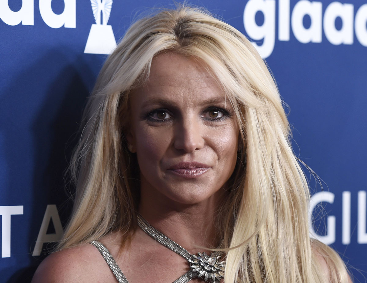 Britney Spears acusada de agredir a su personal