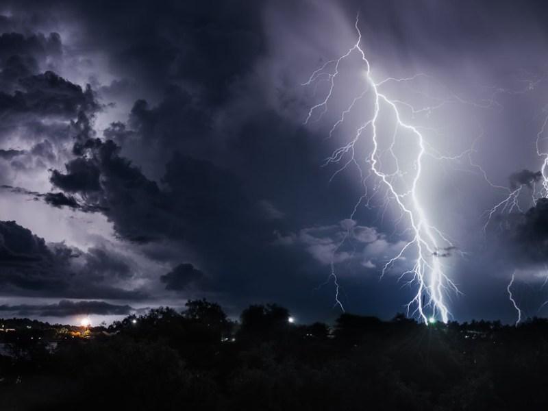 Emiten alerta de tormenta severa en Carolina del Norte central