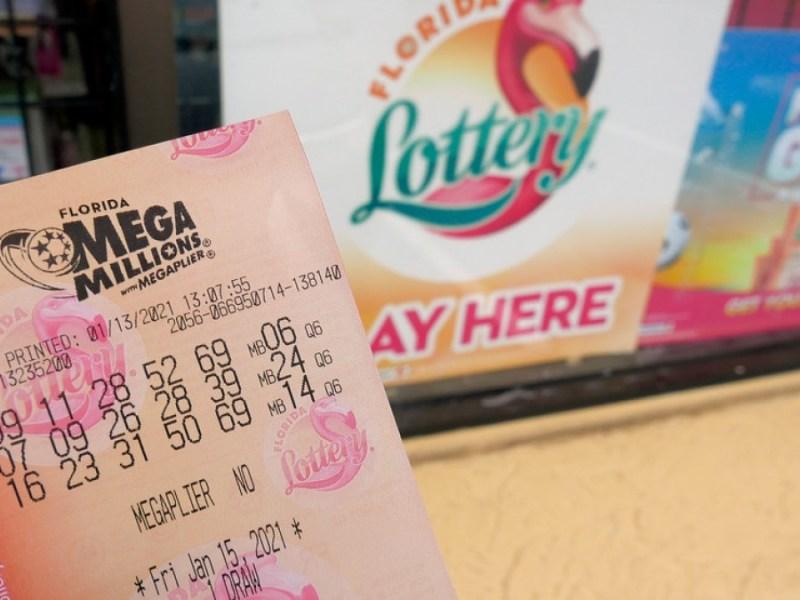 Hombre ganó lotería Michigan