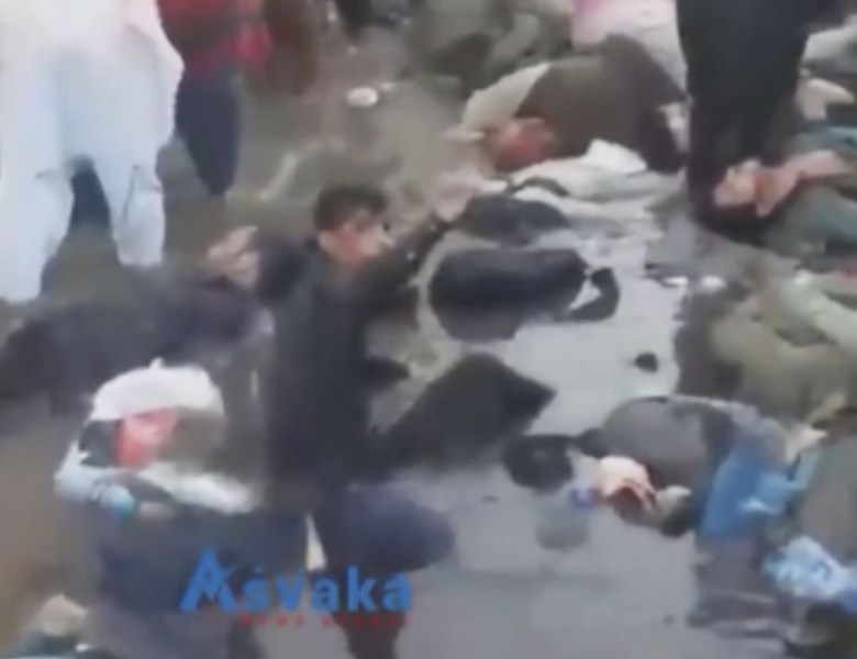 Kabul: mueren 13 militares estadounidenses en ataques suicidas de ISIS