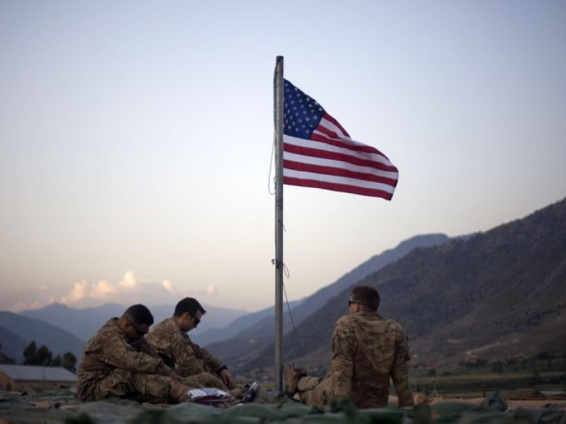 Pentágono desalojar afganos