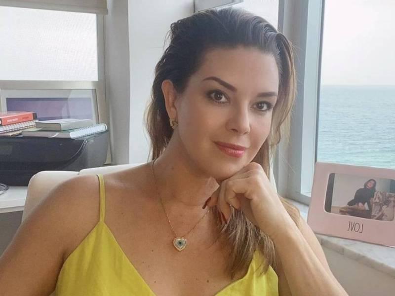 ¿Por qué Alicia Machado defiende a Frida Sofía sobre abuso de Enrique Guzmán?