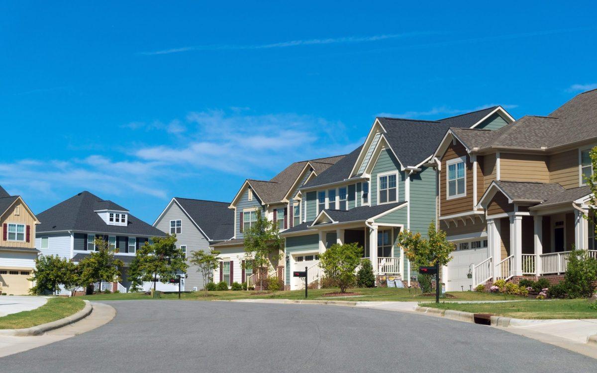 Cerca de 40 casas a precio bajo serán construidas en la área histórica de Plato Price en el oeste de Charlotte. © Konstantin L / Adobe Stock