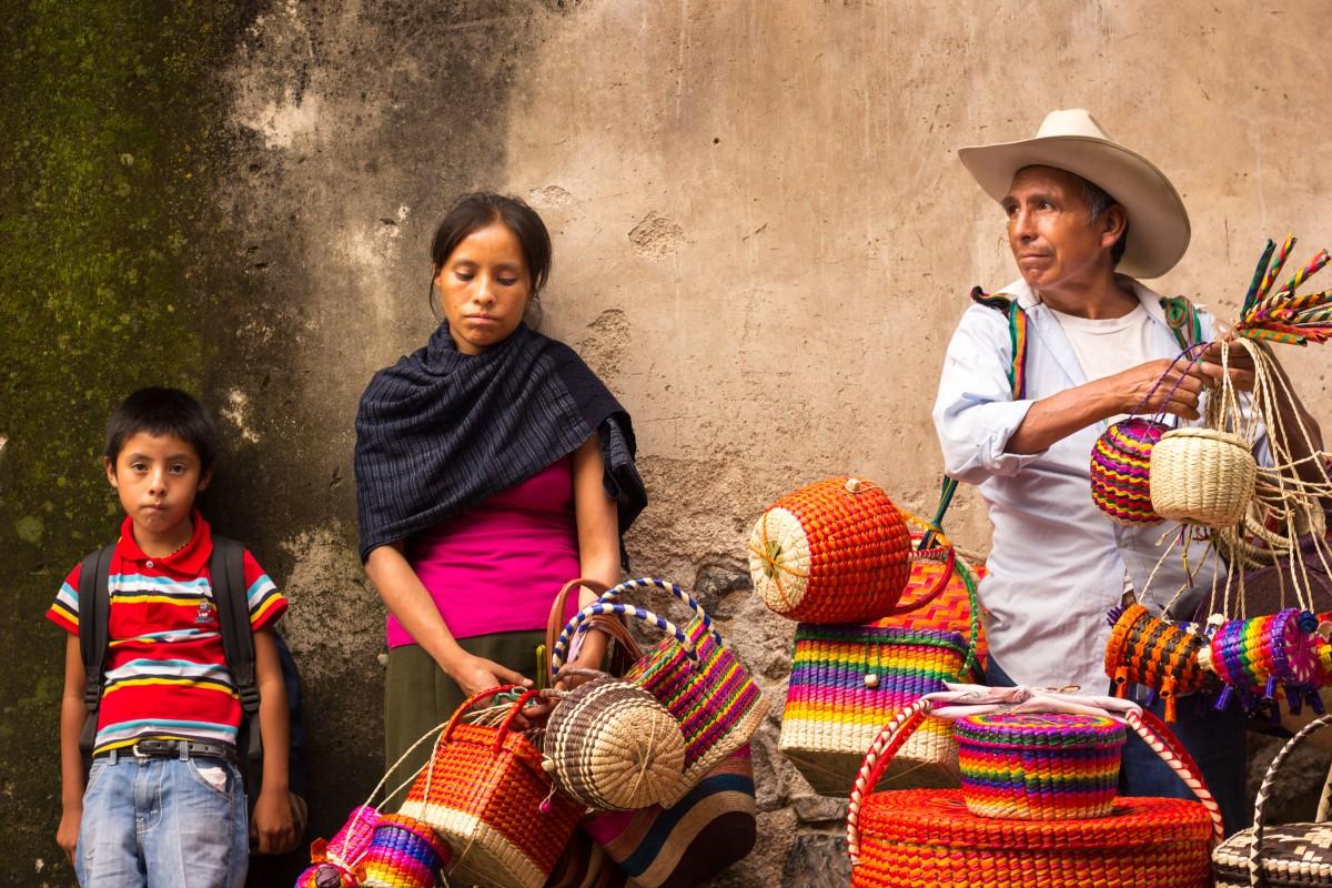 Arte indígena mexicano se exhibirá en un parque de Raleigh