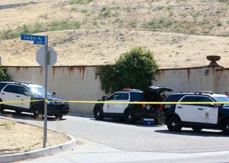 Arrestan latino asesinar cuchillo guardia