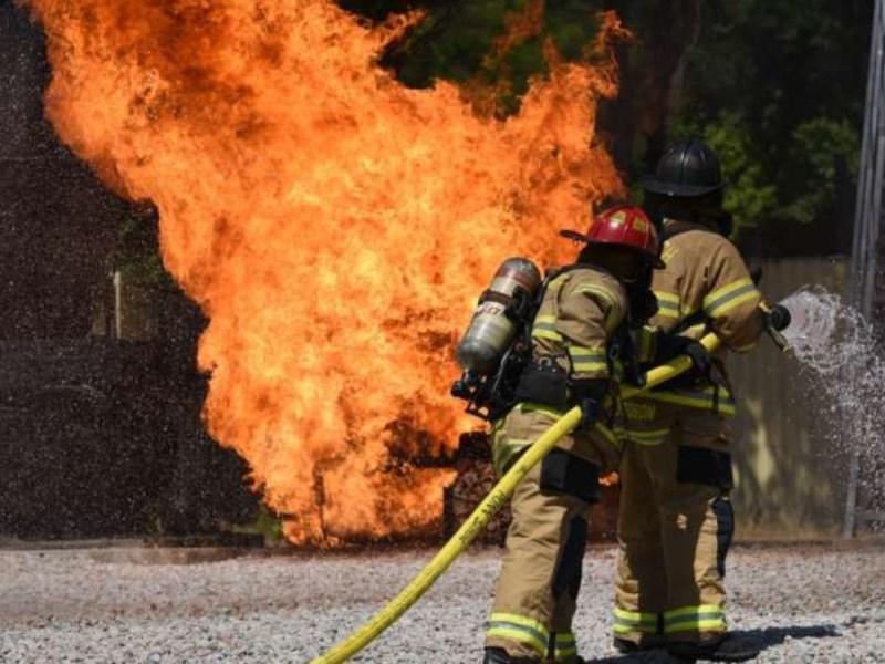 incendio Raleigh
