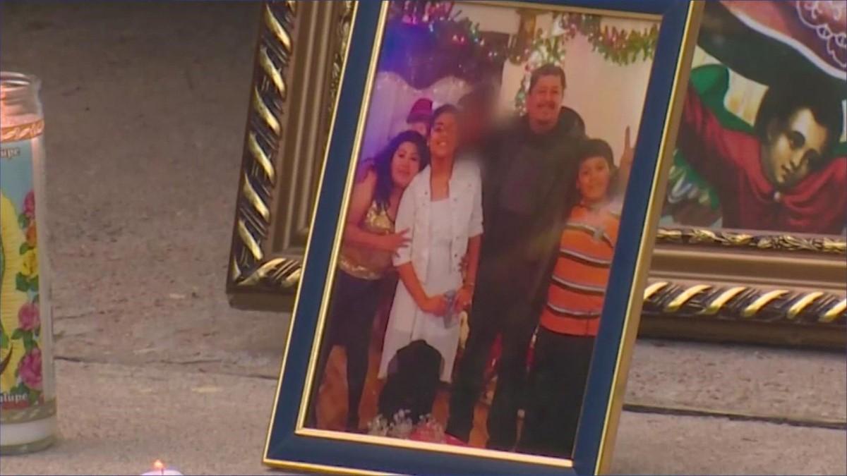 Identifican familia latina murió Houston