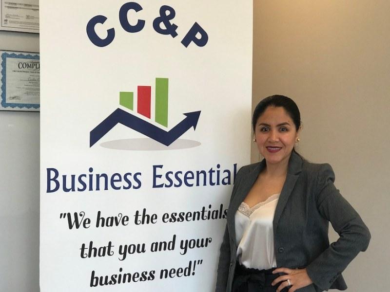 """""""Mi pasión es ayudar a los emprendedores"""": Cecilia Carrión nombrada Empresaria del Año"""