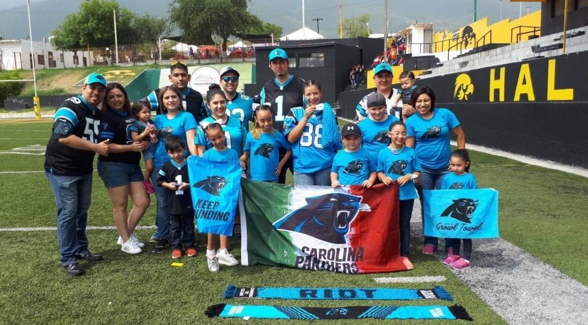 Carolina Panthers México