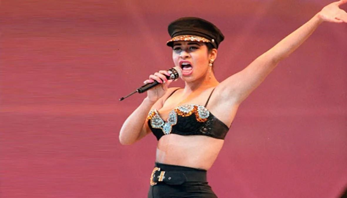 Tik Tok Selena Quintanilla último concierto