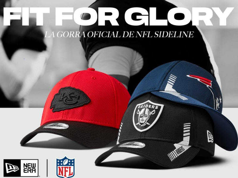 colección sideline new era NFL