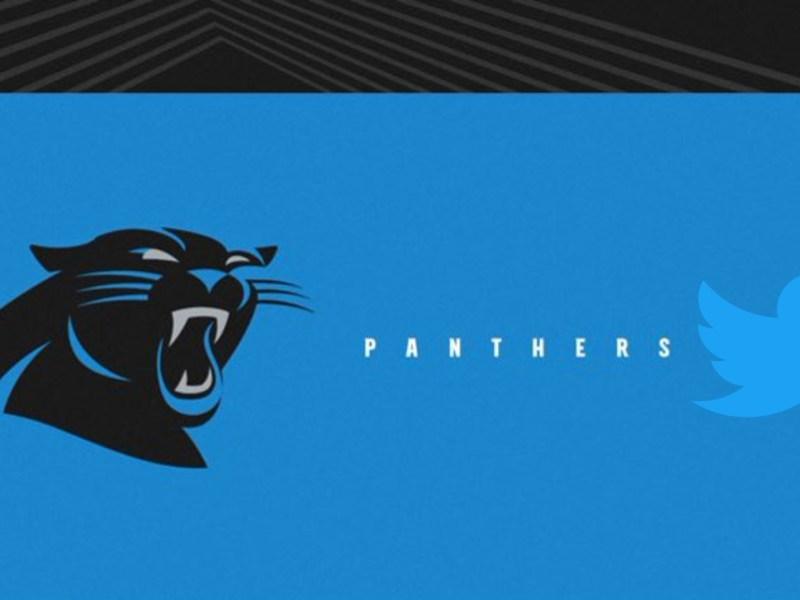 Twitter Carolina Panthers