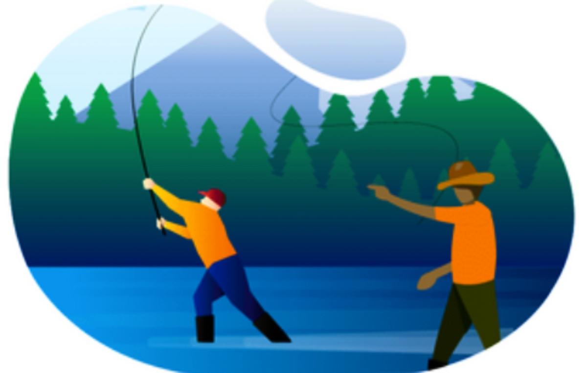 Pesca Carolina del Norte