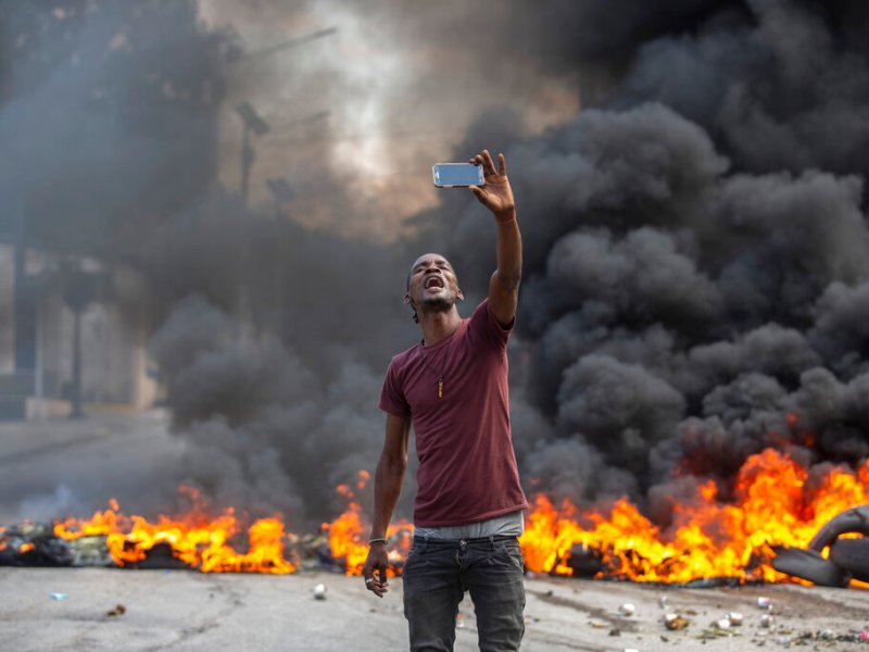 pandilla Haití millones secuestrados