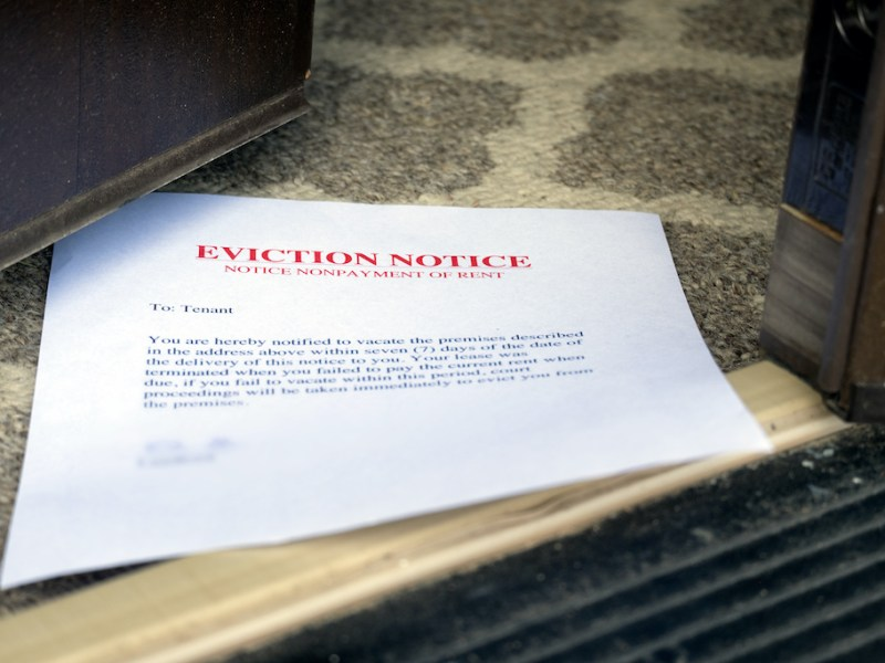 Latino families at risk: Eviction assistance programs are not easy to access
