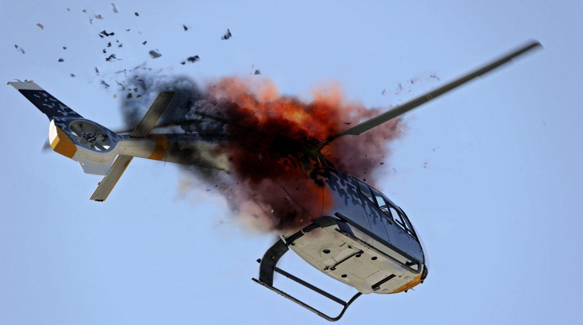 helicóptero avión muertos arizona