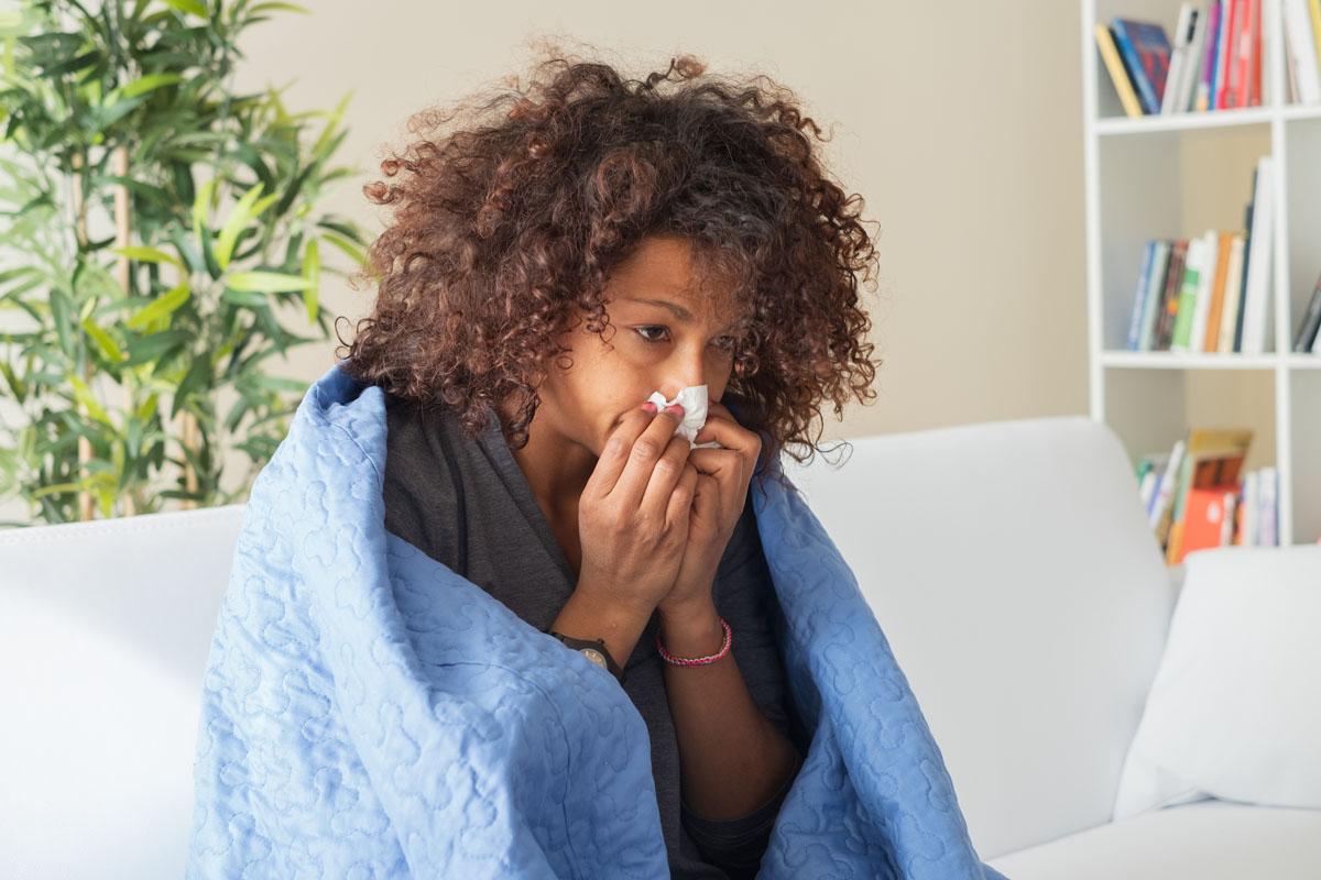 """Advierten """"potencialmente severa"""" temporada de gripe en 2021"""