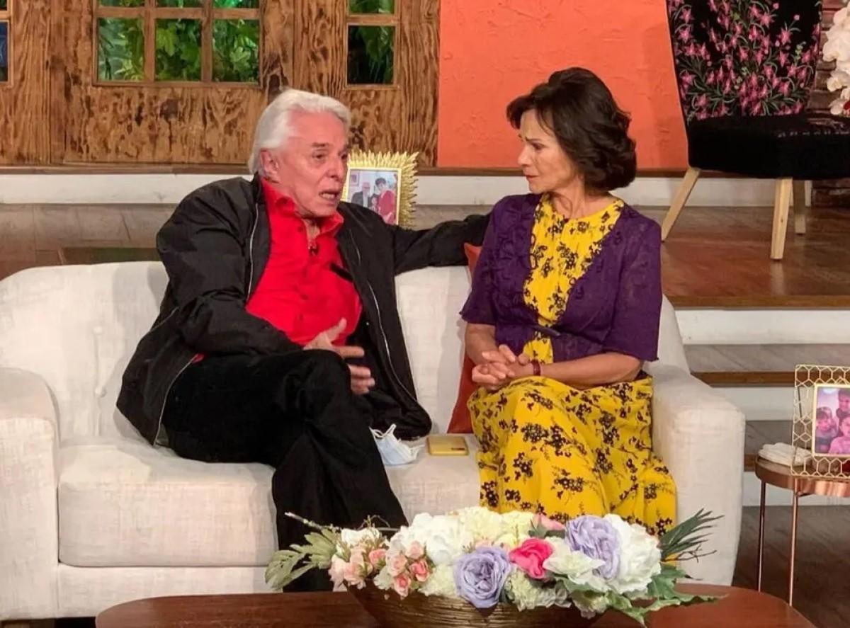 Enrique Guzmán Frida Sofía demanda