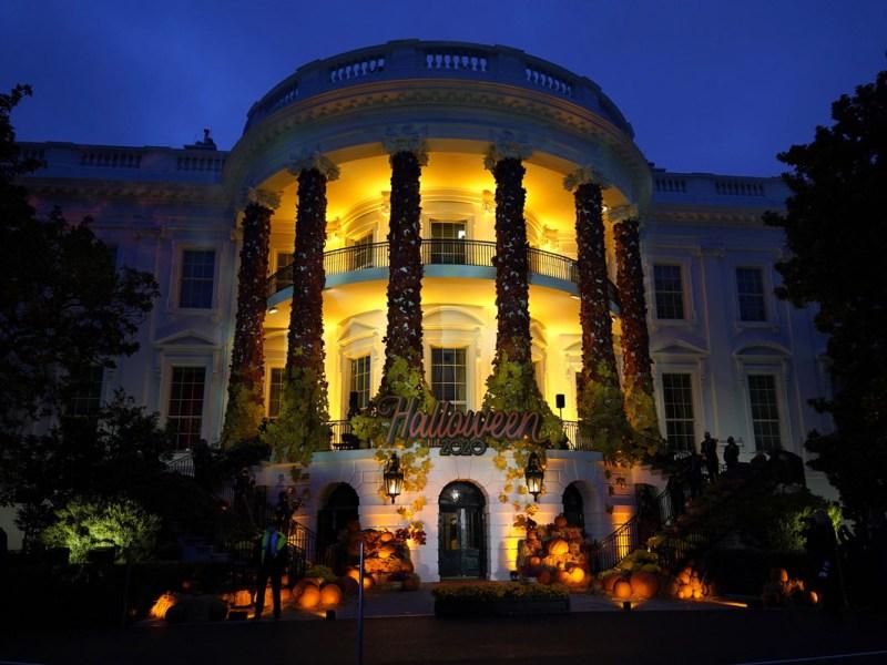 Habrá fiesta de Halloween en la Casa Blanca