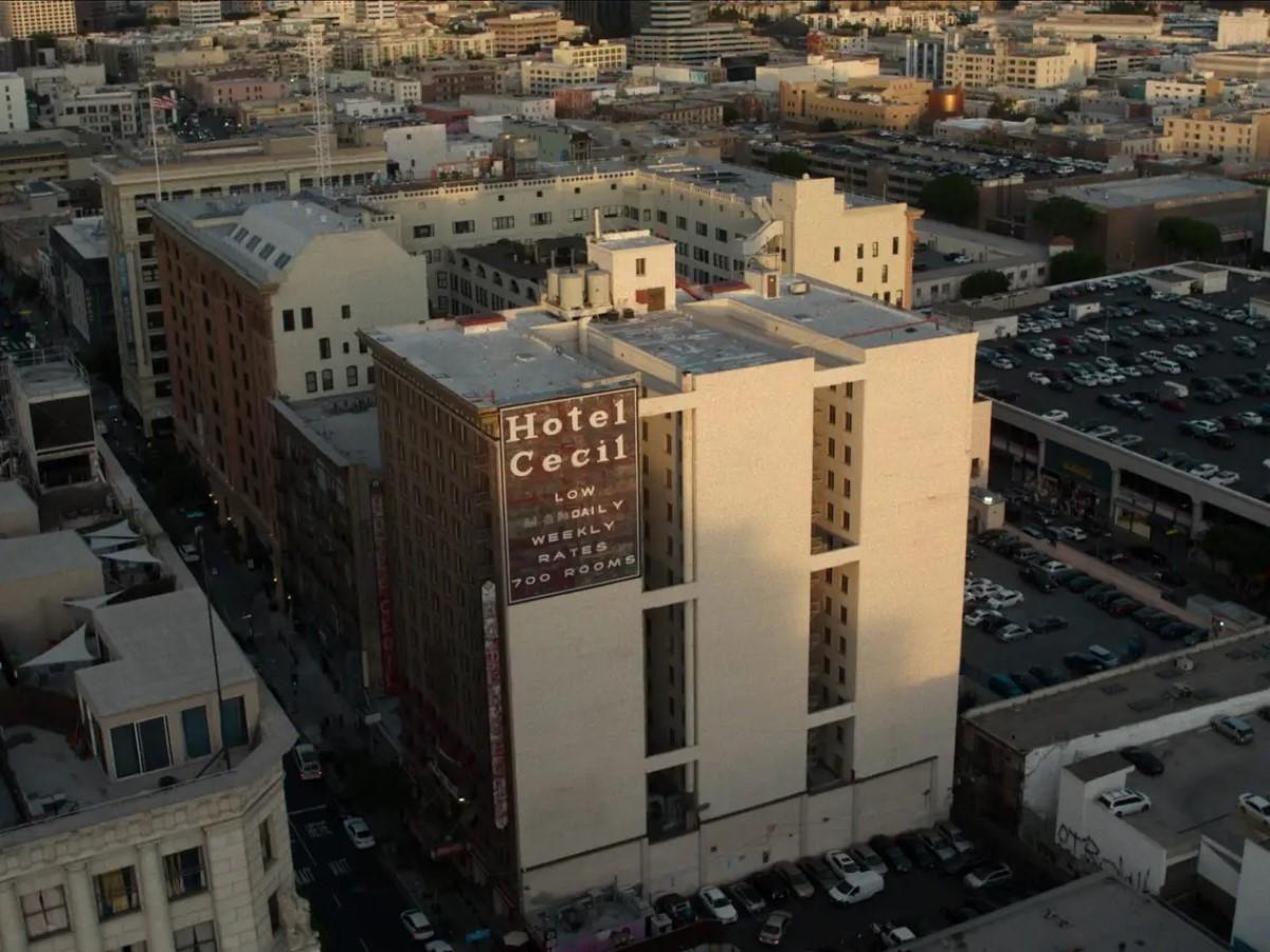 Hotel Cecil muertes suicidios asesinatos