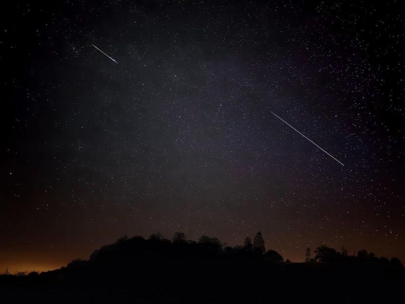 Lluvia de meteoros Oriónidas en su punto máximo: ¿cómo verlas?