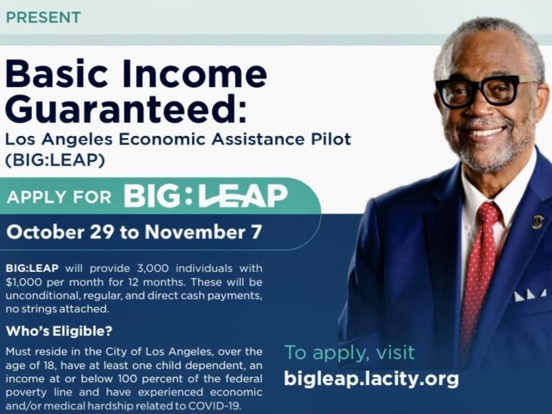 Los Angeles ayudará familias escasos recursos