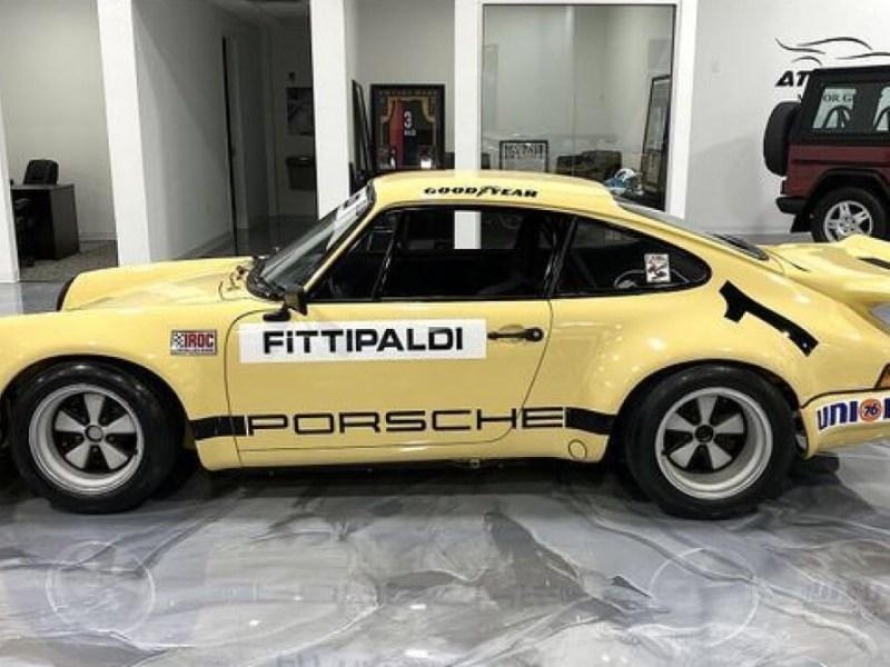 Porsche Pablo Escobar subastado