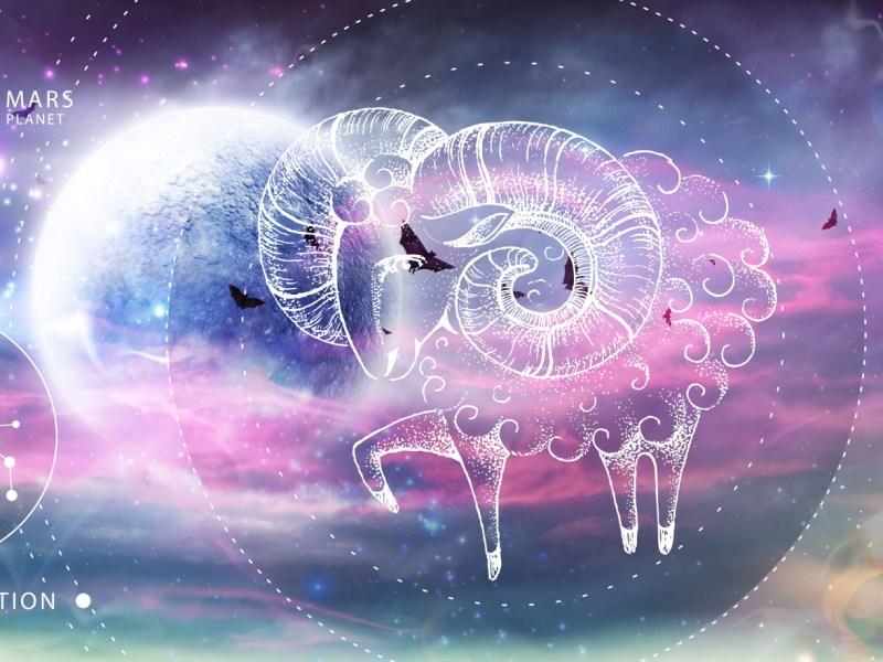 Ritual para la Luna llena en Aries de octubre 2021