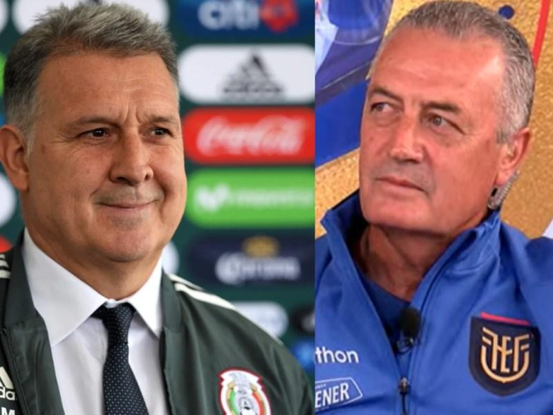 Martino y Alfaro Ecuador México