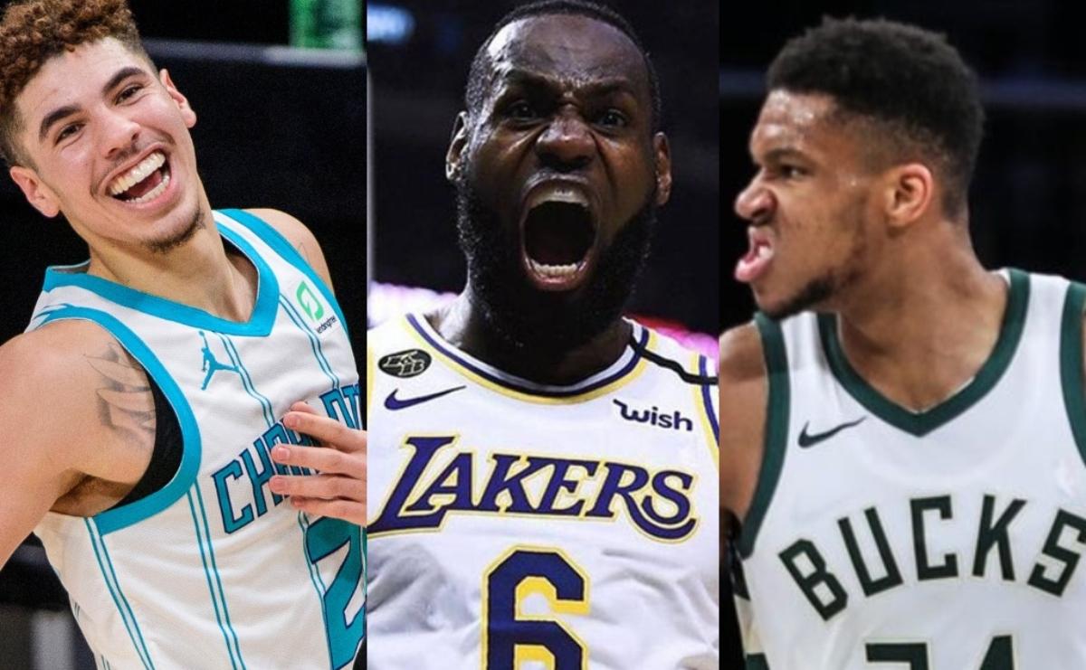 NBA inicio 2021-2022