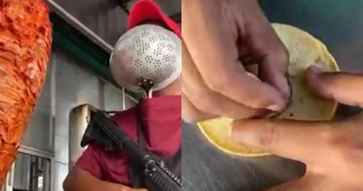 negocio tacos juego del calamar