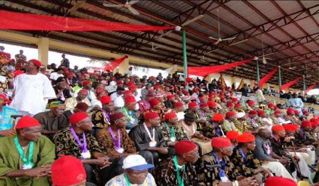 OYC Berates IPOB Over Planned Independence Day Sit-At-Home Protest