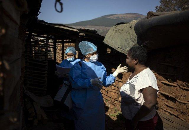 South Africa's Poor Scramble For Anti-HIV Drugs Amid Coronavirus Pandemic