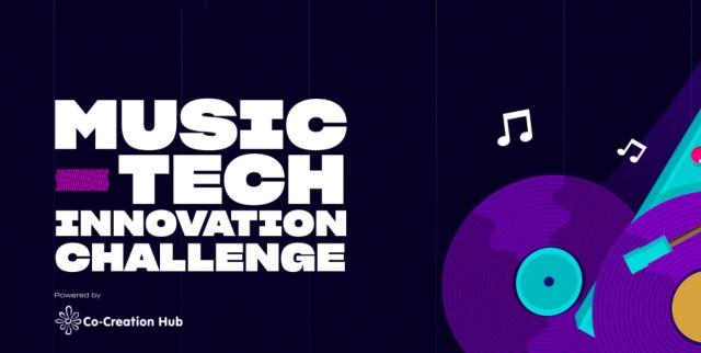 Co-Creation Hub Music-Tech Innovation Challenge