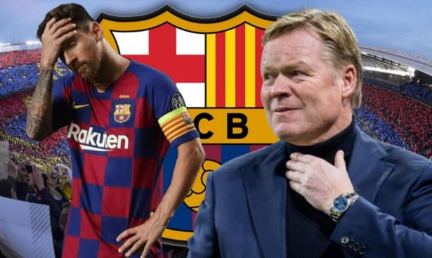 Koeman hopes Messi's two-game ban will be reduced | Lanre News