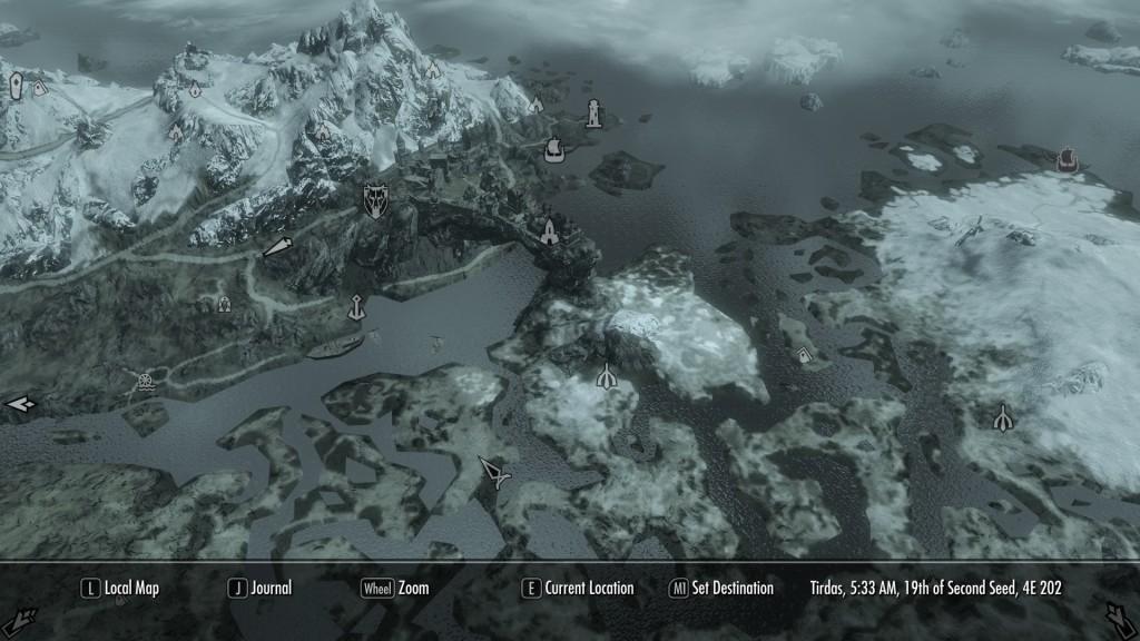 High Quality World Map W Roads Screenshot01 Lans SoapBox