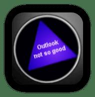 Magic 8 Ball: Outlook not so good