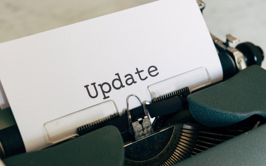 News Update! Sabbath School Opens Aug. 1!