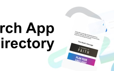 New Church Directory and App