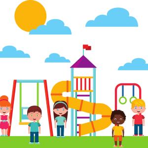 Lansing Playground Playdate