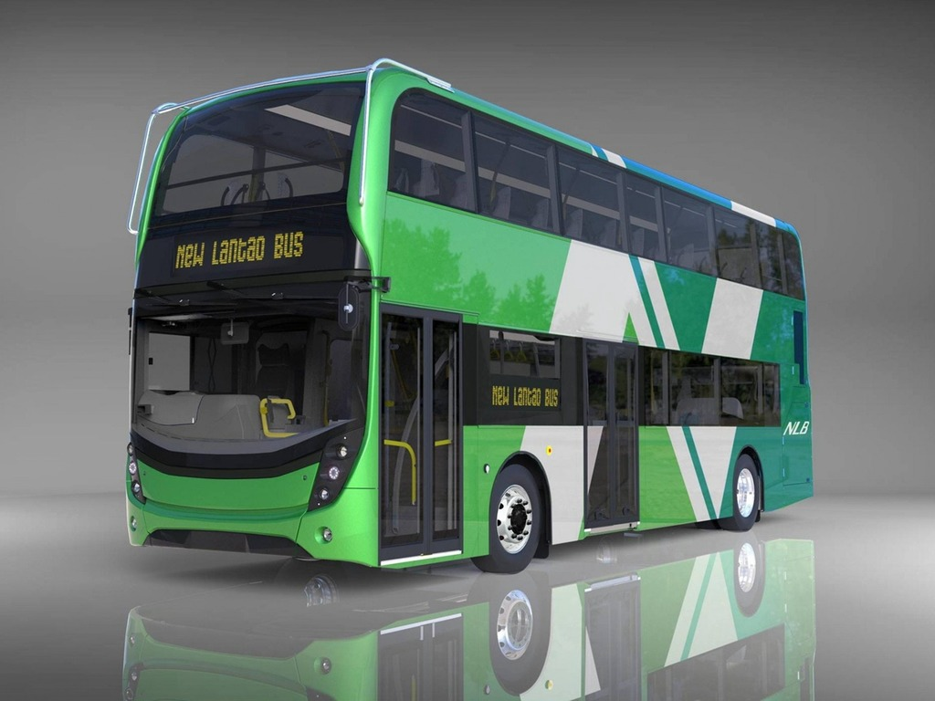 new double-decker bus to run on 3m route from q3 – lantau news