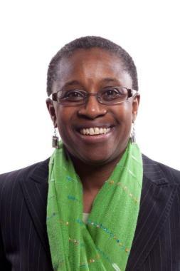 Executive Director Diane Louard-Michel