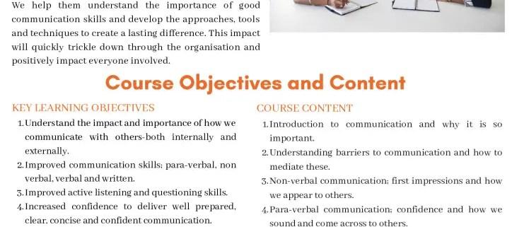 thumbnail of effective communication Skills