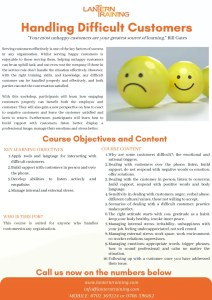 thumbnail of handling difficult customers