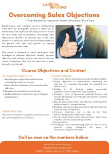 thumbnail of overcoming sales objections