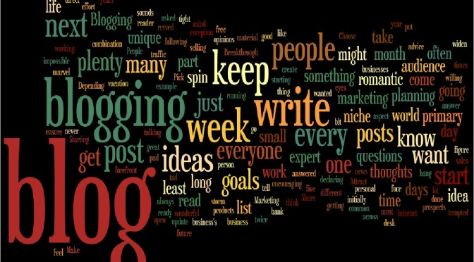 How To Make a Blog Post!