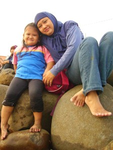 My Wife & My Daughter