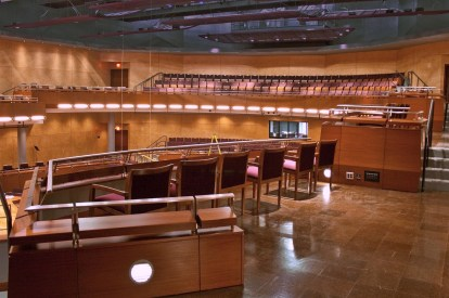 JMU Center for the Performing Arts - Concert Hall