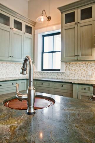 Slonaker Residence Kitchen Detail