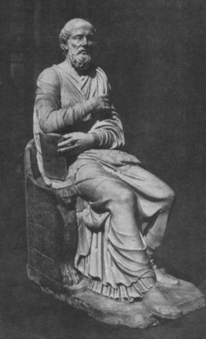 Estatua de Hipólito de Roma